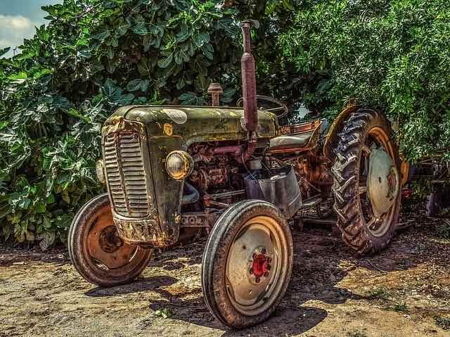 vendre du matériel agricole ancien