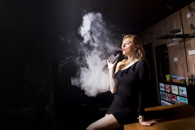 tabac chauffé et cigarette électronique