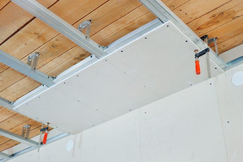 Les différentes sortes de cloison plafond
