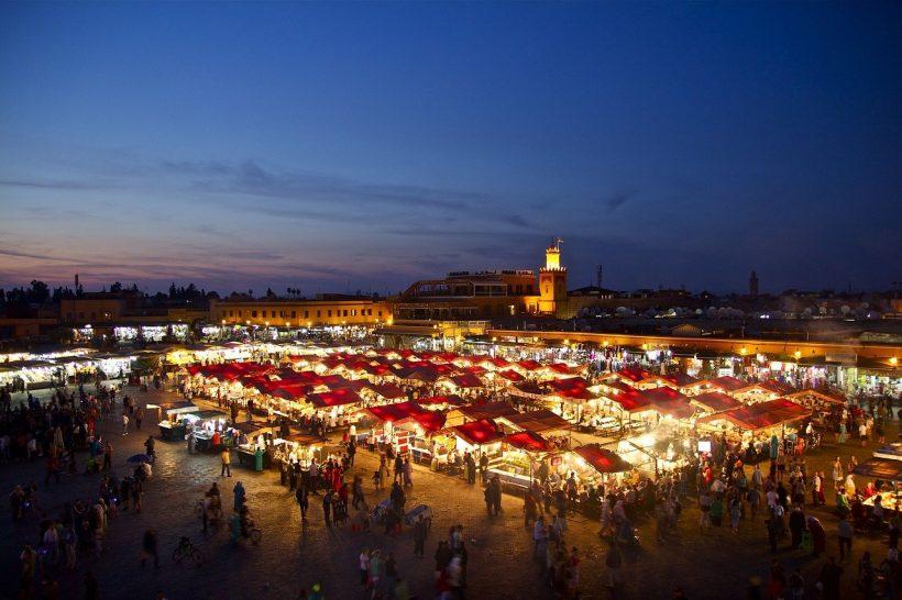 Astuces pour trouver le meilleur riad à marrakech